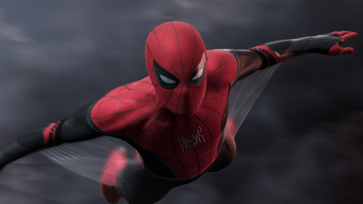 Marvel Spider-Man Tom Holland