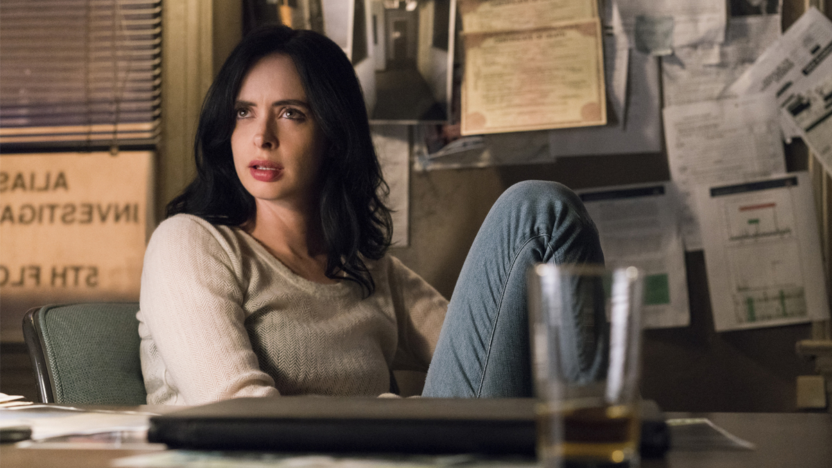 Jessica Jones serie TV Netflix