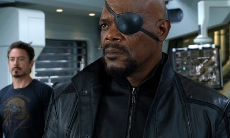 Nick Fury Samuel L Jackson serie Disney+